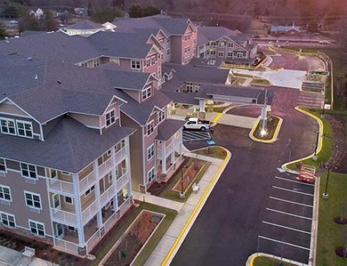 Wilshire Estates Retirement Residence
